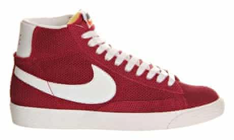 Nike Blazer trainer