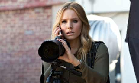 Kristen Bell in her big-screen outing as Veronica Mars.