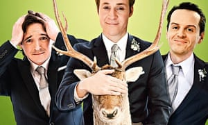 The Stag: a comedy that won't leave you with a nasty aftertaste.