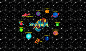 Space Jam: your new favourite website