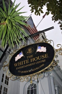White House brothel