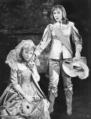 Tweflth Night: Twelfth Night with Geraldine McEwan in 1960