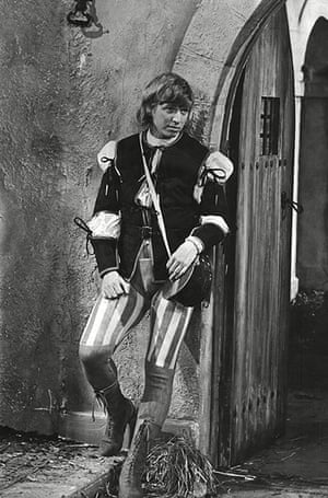 Tweflth Night: Tommy Steele in a 1969 production