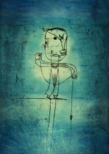 Paul Klee (1879-1940) The Angler, 1921