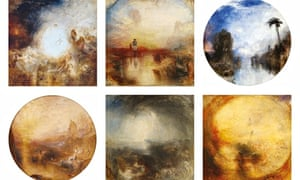 Turner's square paintings