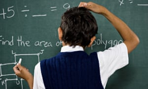The report looked at how different elements' of a students background correlated with their higher education success. Photograph: Alamy