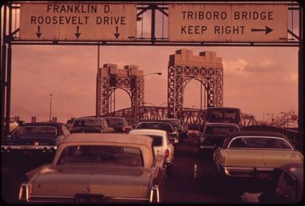 Manhattan Bridge 1936