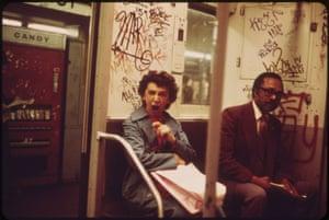 Nyc subway 1973