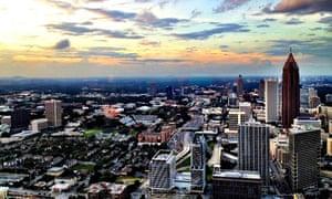Westin Peachtree Plaza Hotel, Atlanta