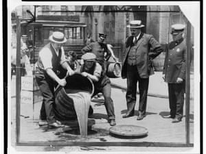 Nyc sewer prohibition