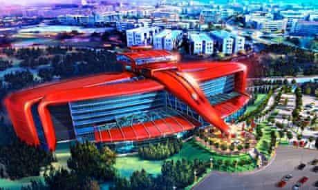 Ferrari theme park to open at PortAventura resort in Spain