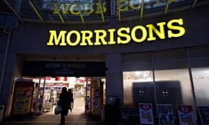 Morrisons' dividend up while profit falls? It's hard to believe