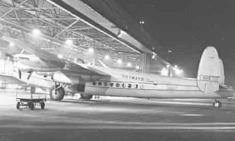 An Avro York Skyways passenger plane