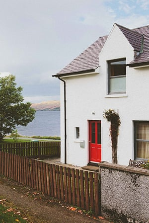 Cool Cottages Skye: Number One, Carbost, Skye, ext