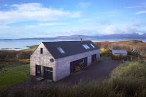 Cool Cottages Skye: The Shed, Tokavaig