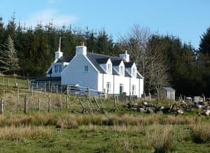 Cool Cottages Skye: Knott ext