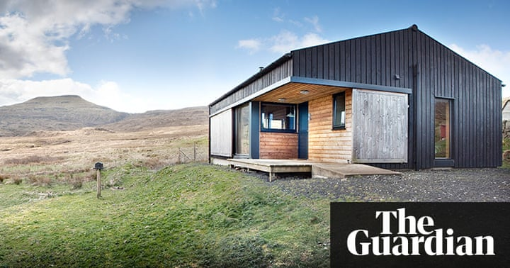 Cool Holiday Cottages On The Isle Of Skye Scotland In
