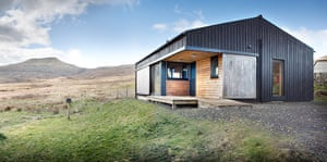 Cool Cottages Skye: The Black Shed, Skinidin