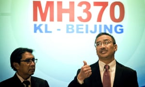 Malaysia MH370