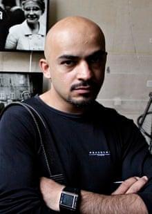 Mustafa Nayem