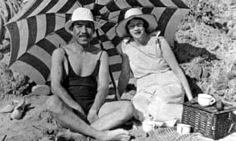 Masataka Taketsuru and Rita Cowan