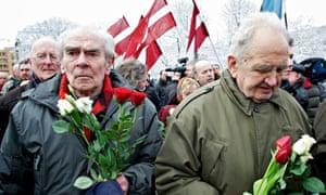 Latvian SS memberst 12