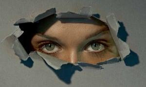 HMRC 'eyes' advertisement