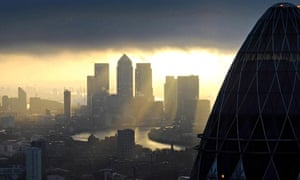 City was like a giant hedge fund before crisis, says Bank of England official