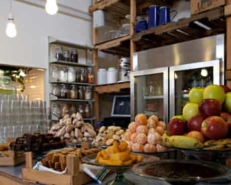 Tawlet restaurant, Beiruit