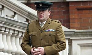 Major Richard Streatfeild