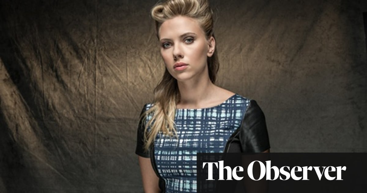 Scarlett Johansson Interview I Would Way Rather Not Have Middle Ground Scarlett Johansson The Guardian