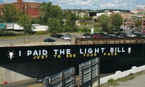 I Paid the Light Bill...