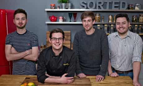 The Sorted chefs.