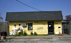 The Candlelight Lounge, Tremé, New Orleans