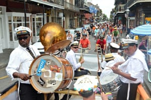 It's All About the Music Ride, New Orleans