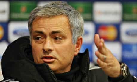 José Mourinho makes his case