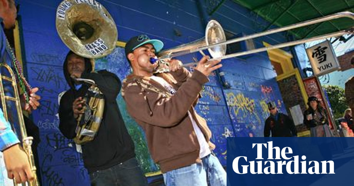 The magic of New Orleans: how Nola got its groove back