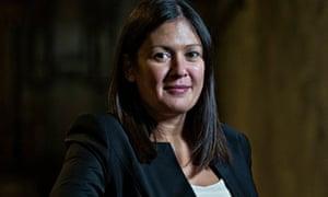 Shadow minister Lisa Nandy