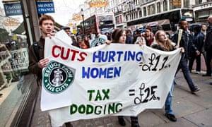 UK Uncut protest group