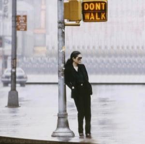 Walking On Thin Ice (video still), 1981.
