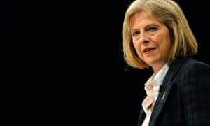 Theresa May says passport checks would be necessary between an independent Scotland and England