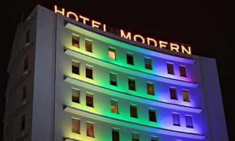 Hotel Modern, New Orleans