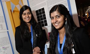 Ameeta and Aneeta Kumar, Young Scientists of the Year