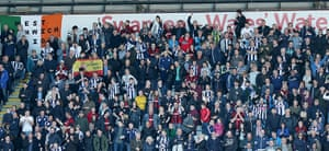 saturday round-up: West Bromwich Albion fans