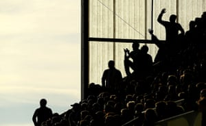 saturday's games: Stoke City fans