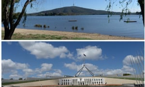 March in March is descending on Canberra this morning.