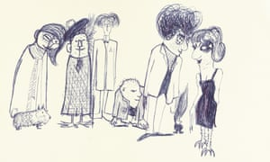 John Lennon S Drawings Poems And Prose Books The Guardian