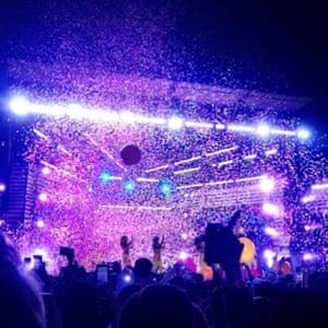 A glittery show at SXSW