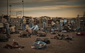 Valerie Prudon, France - Rodeo. Winner of the Open competition - Arts and Culture category.