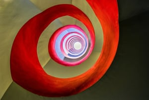 Holger Schmidtke, Germany - Under the staircase. Winner of the Open competition - Architecture category.
